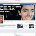 UnReal Facebook Page