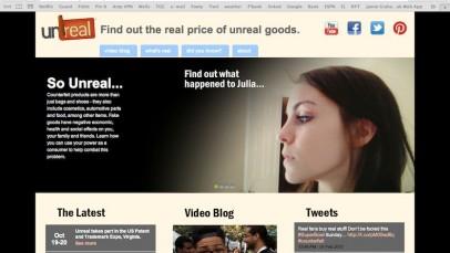 UnReal Homepage